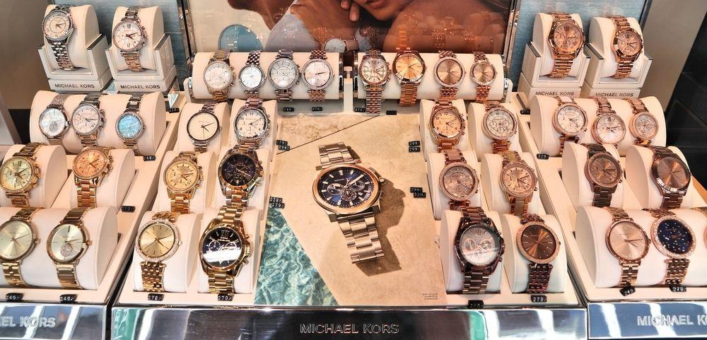 que reloj michael kors elegir