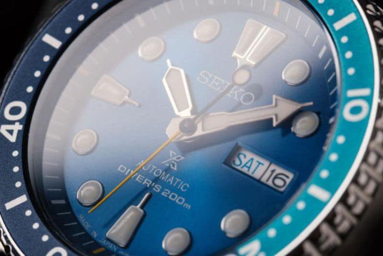 relojes de la firma seiko