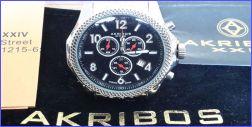 Relojes Akribos